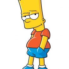 Картинки Барт Симпсон (19 фото)