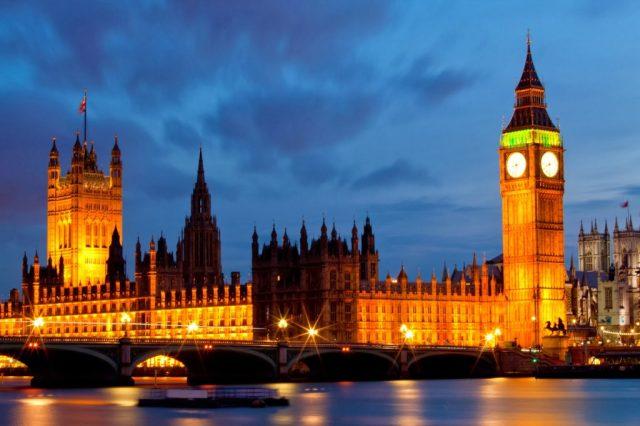 Картинки Биг-Бен Лондон (21 фото)