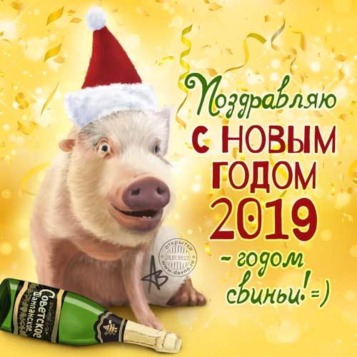 Смотреть Поздравления со Старым Новым 2019 годом в стихах и прозе | открытки видео